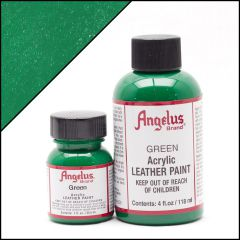Vernice per pelle Angelus Verde