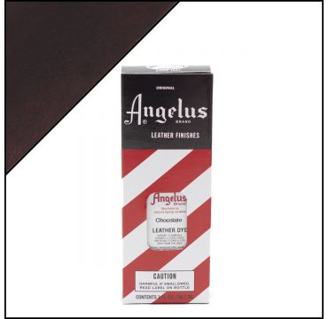 Angelus Leather Dye tintura per pelli Chocolate 88ml
