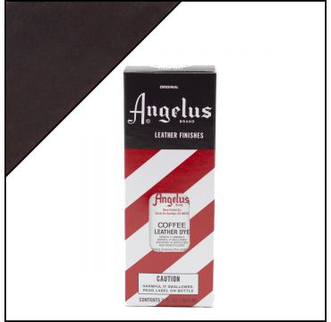 Angelus Leather Dye tintura per pelli Caffé 88ml