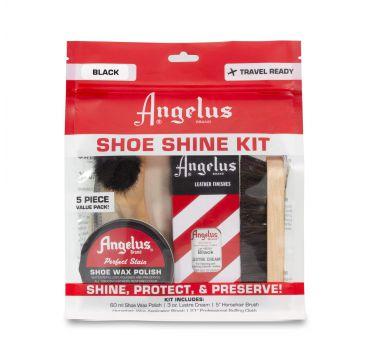 Angelus Shoe Shine Travel Kit