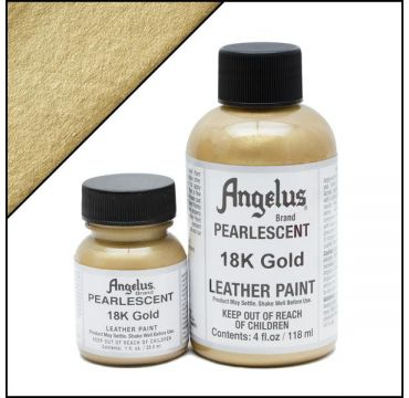 Angelus Pearlescent perlato18K Gold