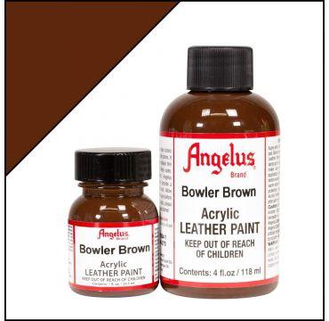 Vernice per pelle Angelus Bowler Brown