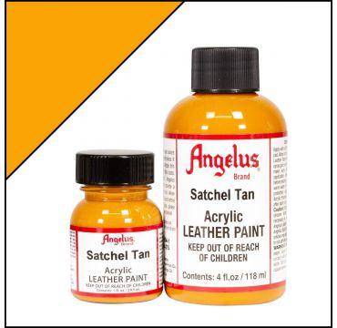 Vernice per pelle Angelus Satchel Tan