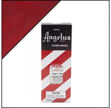 Angelus Leather Dye tintura per pelli Army Tan 88ml