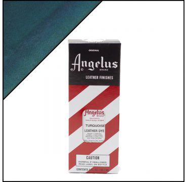 Angelus Leather Dye tintura per pelli Turchese 88ml