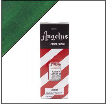 Angelus Leather Dye tintura per pelli Verde 88ml