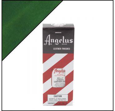 Angelus Leather Dye tintura per pelli Kelly Green 88ml