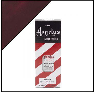 Angelus Leather Dye tintura per pelli Rosso borgogna 88 ml