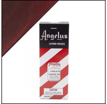 Angelus Leather Dye tintura per pelli Oxblood 88ml