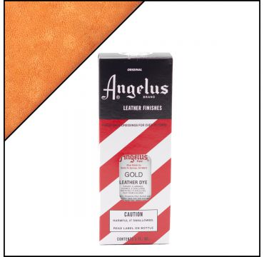 Angelus Leather Dye tintura per pelli Gold 88ml