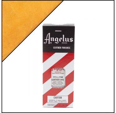 Angelus Leather Dye tintura per pelli Giallo 88ml