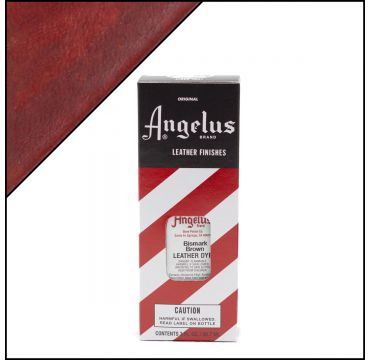 Angelus Leather Dye tintura per pelli Bismarck Braun 88ml