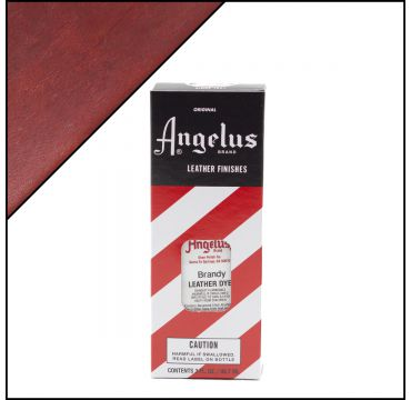 Angelus Leather Dye tintura per pelli Brandy 88ml