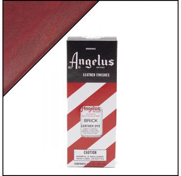 Angelus Leather Dye tintura per pelli Rosso mattone 88ml