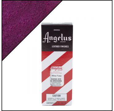 Angelus Suede Dye per pelli scamosciate Wine-tone 88ml
