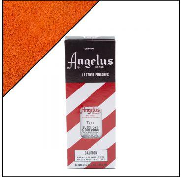 Angelus Suede Dye per pelli scamosciate Tan 88ml