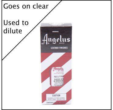 Angelus Suede Dye per pelli scamosciate Neutral 88ml