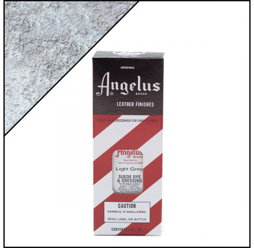 Angelus Suede Dye per pelli scamosciate Grigio charo 88ml