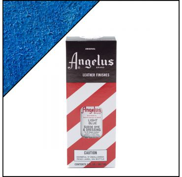 Angelus Suede Dye per pelli scamosciate Blu chiaro 88ml
