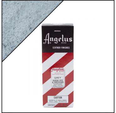 Angelus Suede Dye per pelli scamosciate Grigio 88ml