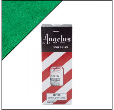 Angelus Suede Dye per pelli scamosciate Verde 88ml