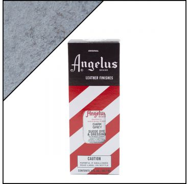 Angelus Suede Dye per pelli scamosciate Grigio scuro 88ml