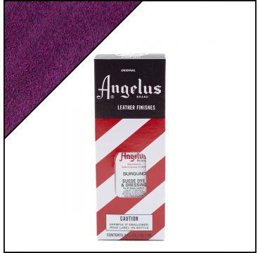 Angelus Suede Dye per pelli scamosciate Rosso borgogna 88ml
