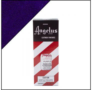 Angelus Suede Dye per pelli scamosciate Violetto 88ml