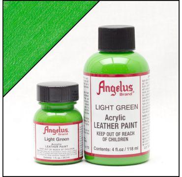 Vernice per pelle Angelus Verde chiaro