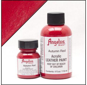 Vernice per pelle Angelus Rosso autunno