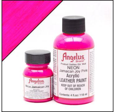Vernice per pelle Angelus Jamaica Joy Pink