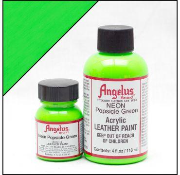 Vernice per pelle Angelus Verde ghiacciolo