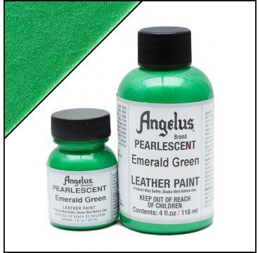 Angelus Pearlescent Verde Smeraldo perlato