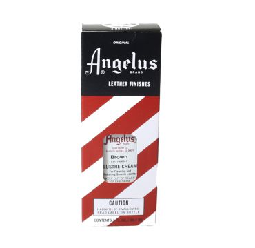 Angelus Crema Lustrascarpe Marrone  88 ml