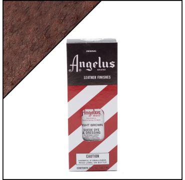 Angelus Suede Dye per pelli scamosciate Marrone chiaro 88ml