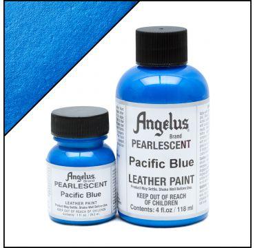 Angelus Pearlescent Blu Pacifico Perlato