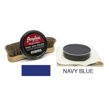 Angelus cera per scarpe blue marine 75 g